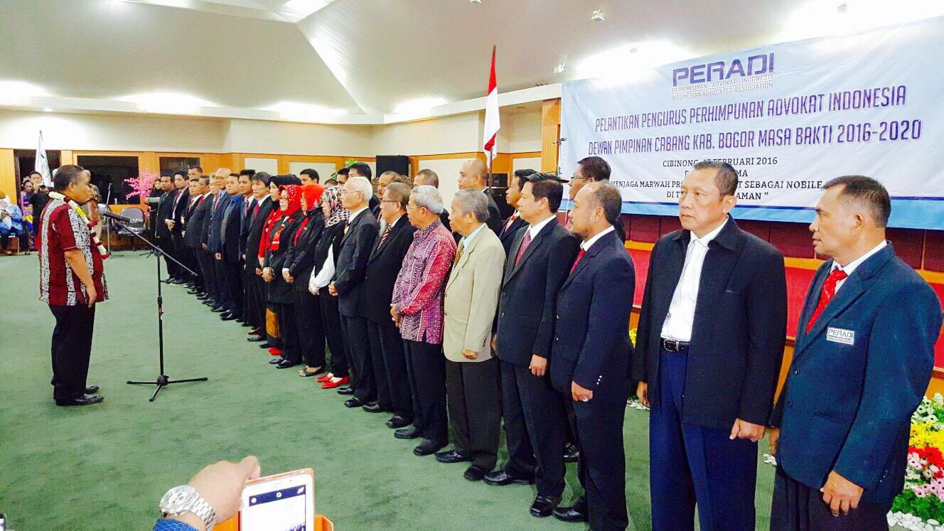DPC Peradi Kab. Bogor