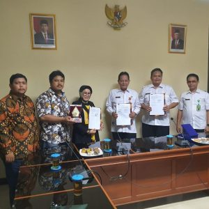 DPC Peradi Kabupaten Bogor Teken Kerjasama Dengan Dinas Lingkungan Hidup Kabupaten Bogor